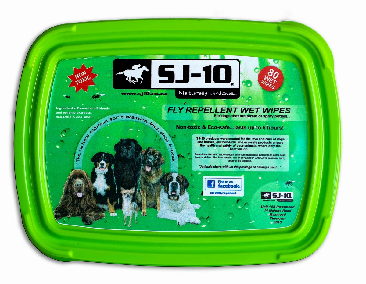 SJ-10 wet wipes for dogs
